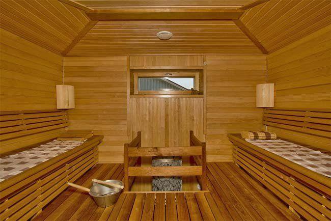 Sauna seca VS sauna húmeda