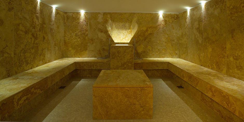 ¿Dónde se originó el baño turco?